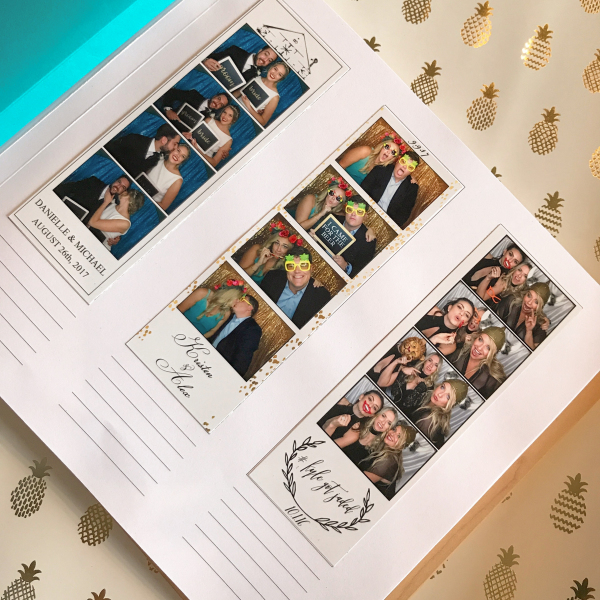 #photobooth #photoboothguestbook #redberryguestbooks